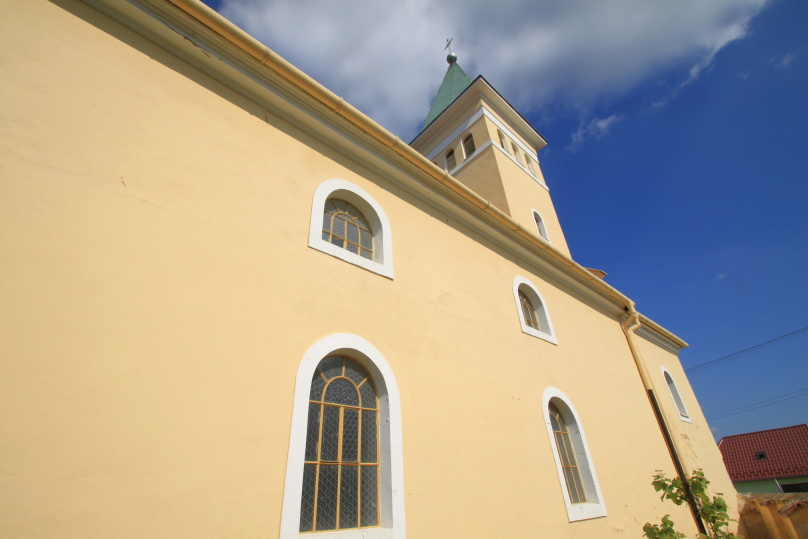 Evanjelický zbor Veľké Leváre
